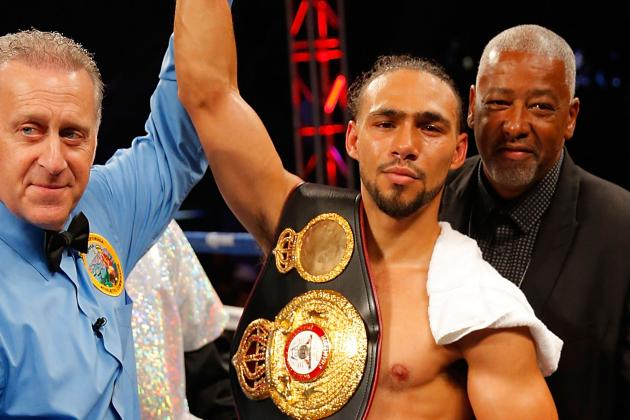 One Fighter Boxing's Top Stars Should Be Scared Of: Keith Thurman