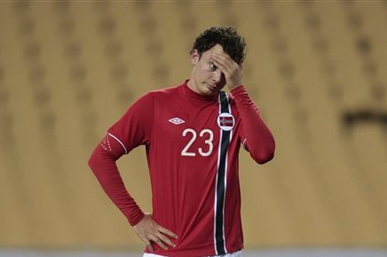 Norway's Vegard Forren Takes a Shot at Wayne Rooney's Weight