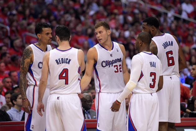 Diagnosing LA Clippers' Weak Link in 2014-15