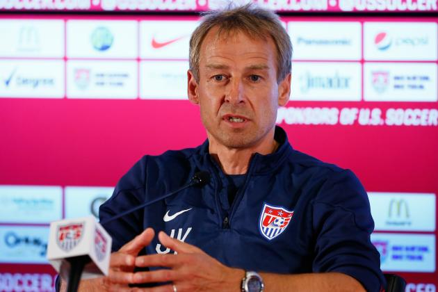 Jurgen Klinsmann Comments on Team USA's Run at 2014 World Cup