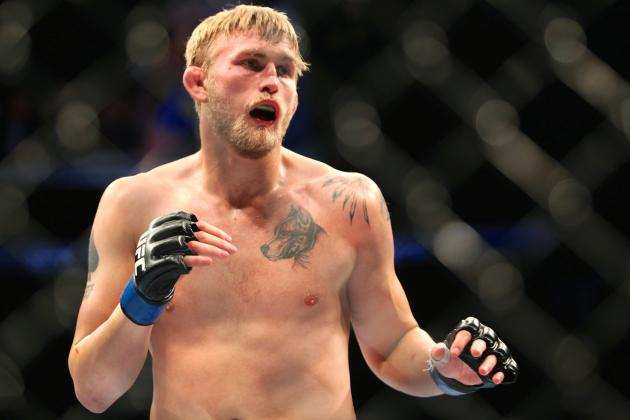 Alexander Gustafsson Snubs Fight with Anthony Johnson, 'Rumble' Responds