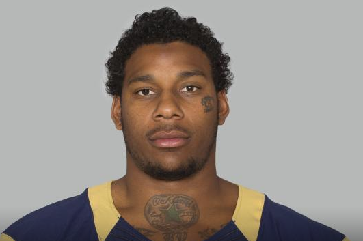 Rams' Ethan Westbrooks Got a Face Tattoo to Motivate Him to Make It to NFL