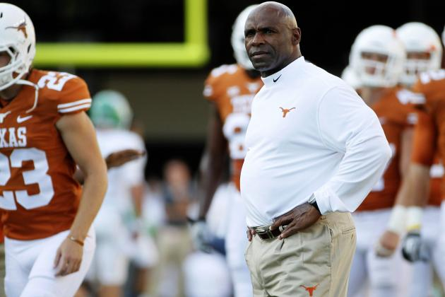 David Ash, Dominic Espinosa Injuries Force Charlie Strong to Adjust, Again