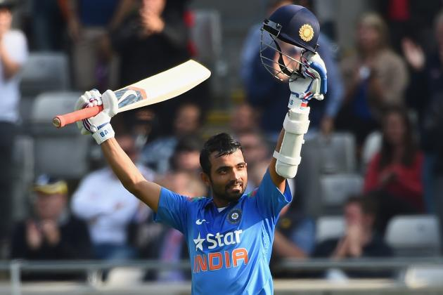 Ajinkya Rahane Should Bat at the Top of the Order for India