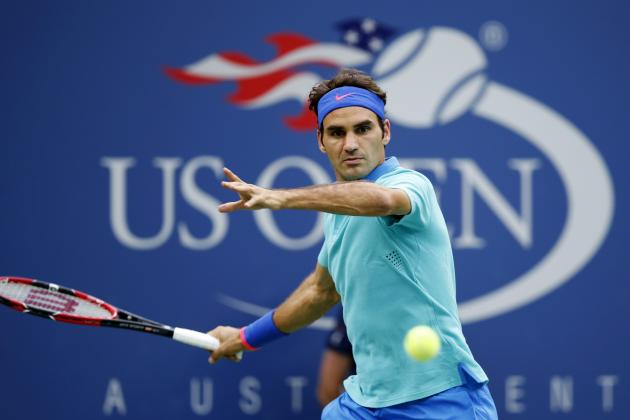 US Open 2014 Results: Latest Scores and Evening Draw Schedule for Day 9