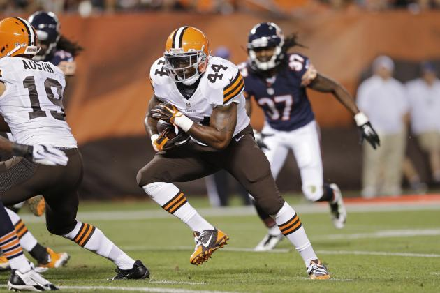 Fantasy Football 2014: Running Backs Who Will Provide Fantastic Value
