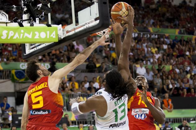 Spain vs. France: TV Info, Live Stream and Preview for FIBA World Cup 2014