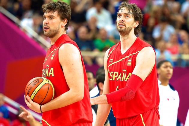 Is Team Spain Gold-Medal Favorite Over USA at FIBA World Cup?