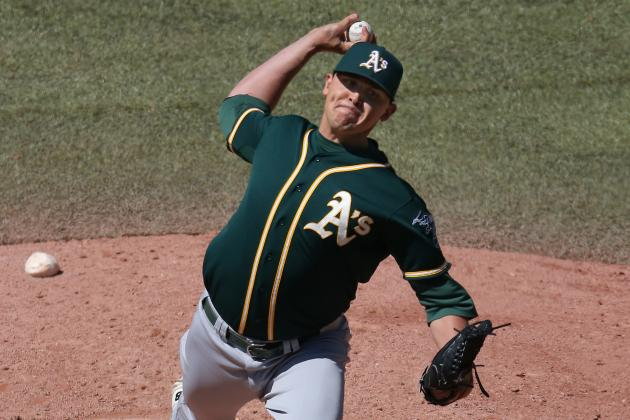 Oakland A's: Full Scouting Report on Each September Call-Up