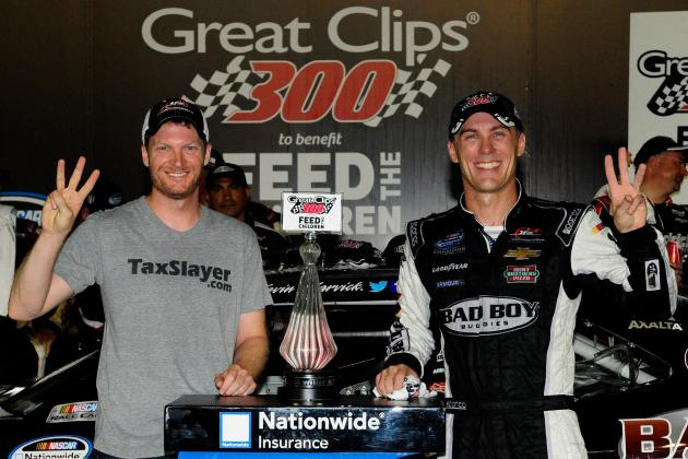 NASCAR Nationwide Series at Richmond 2014: Full Schedule, Standings and Preview
