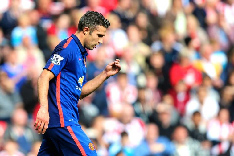 Robin Van Persie on Falcao: '(He) Has to Fight for His Place, Just Like Me'