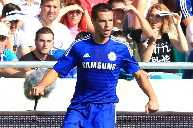 Cesar Azpilicueta and Chelsea Agree on New 5-Year Contract