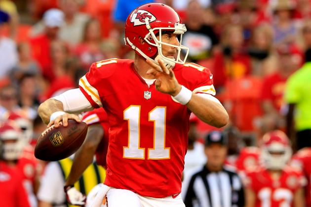 Debate: How Would You Grade Alex Smith's Contract Extension?