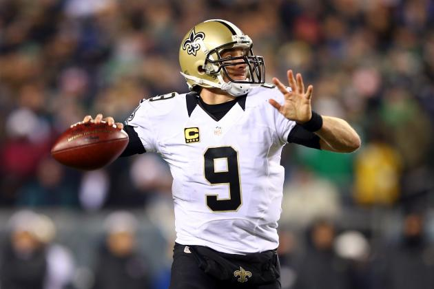 Fantasy Football 2014: Quarterback Rankings and Projections for Week 1