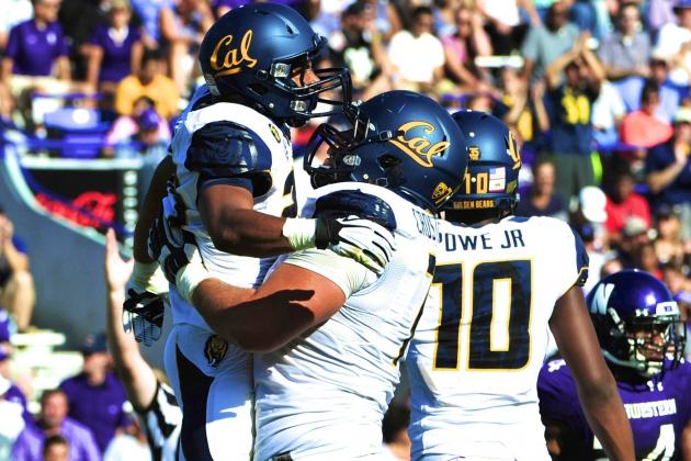 Ted's Takes on the Pac-12: Cal Overshadows USC and UCLA in Week 1