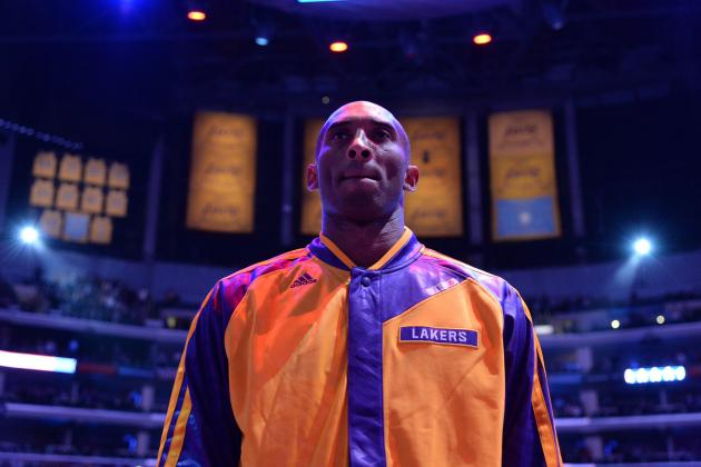 Kobe Bryant's Battle with Father Time Is a Must-See NBA Story