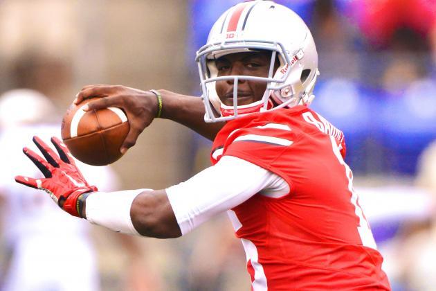 Ohio State Football: The Key to Saving J.T. Barrett's Season
