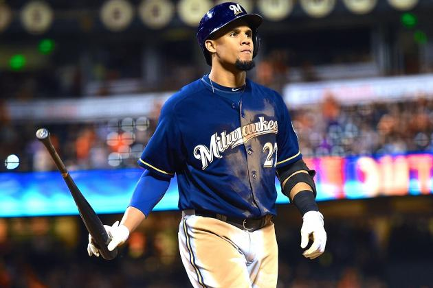Carlos Gomez Injury: Updates on Brewers Star's Wrist and Return