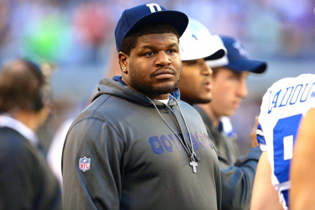 Josh Brent Reportedly Reinstated with Cowboys, Eligible to Return Week 11