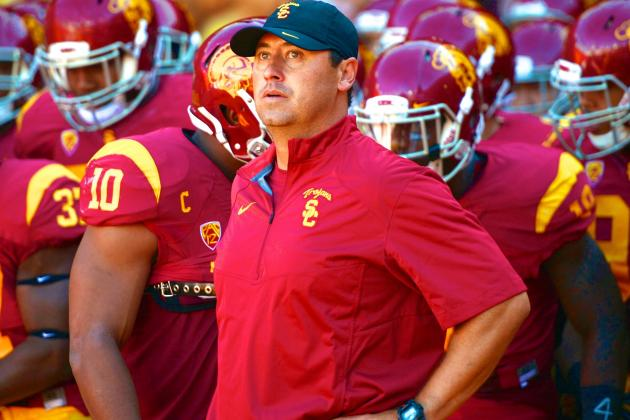 USC Football: How Steve Sarkisian's History vs. Stanford Will Help Trojans