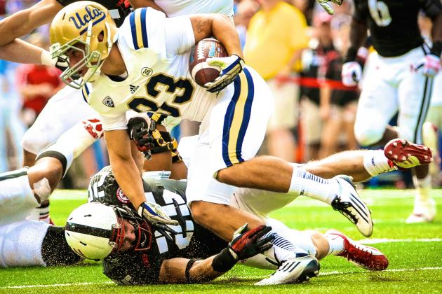 Steven Manfro Injury: Updates on UCLA RB's Knee and Return
