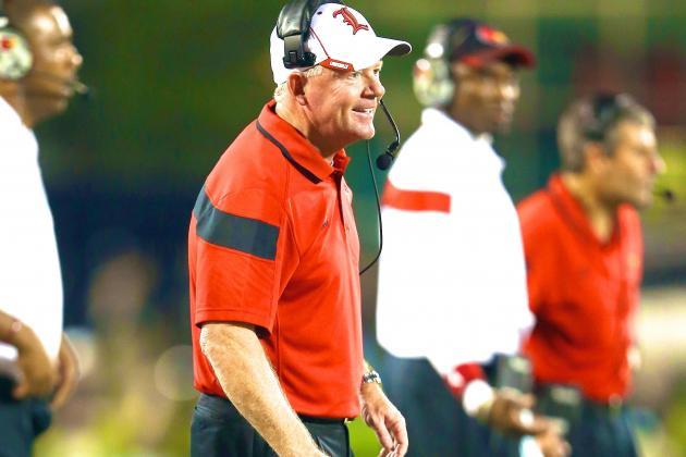 Grading Bobby Petrino's Return to Big-Time College Football