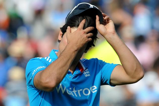 Alastair Cook Must Quit for England to Stand Chance in 2015 World Cup