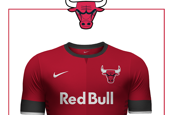 Soccer Kits Get Imagined for NBA Teams by Graphic Designer