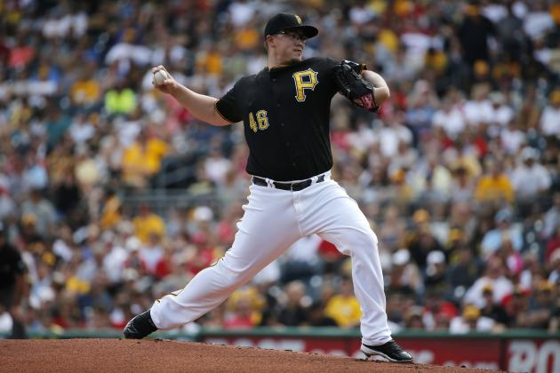 Pittsburgh Pirates' Vance Worley Making His Case to Remain in Rotation in 2015