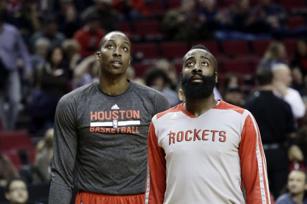 Why Houston Rockets Need Dwight Howard to Embrace the Pick-and-Roll Game