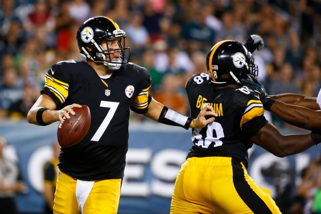 Can the Pittsburgh Steelers Win with the No-Huddle Offense?
