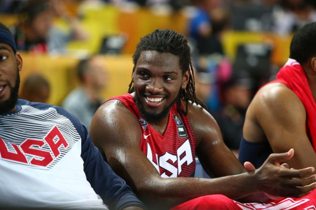 How Playing for Team USA Will Help Kenneth Faried's Progress with Nuggets