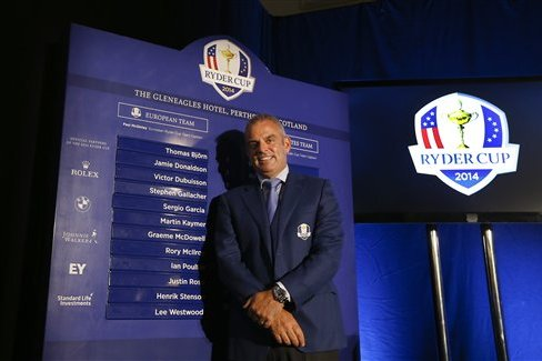 2014 Ryder Cup Teams: USA, Europe and More Rosters Completed After Captain Picks