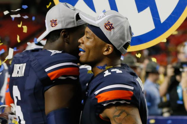 How Auburn Can Use Nick Marshall, Jeremy Johnson at Same Time