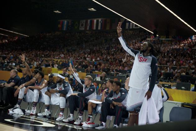 USA vs Dominican Republic: TV Info, Live Stream, Preview for FIBA World Cup 2014