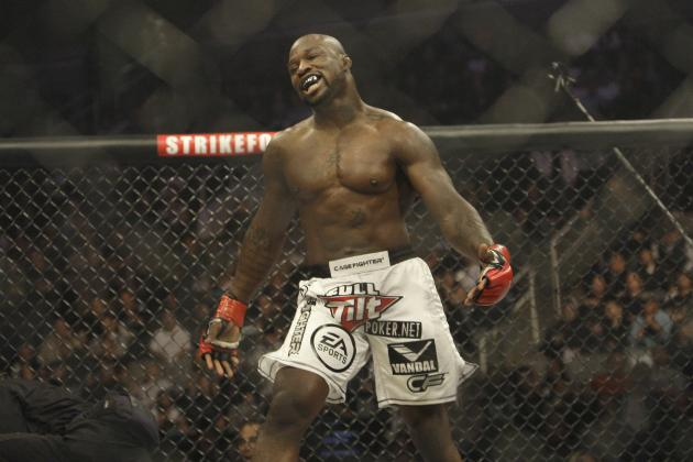 'King Mo' Lawal's Career Will Be in a Death Spiral If He Loses to Dustin Jacoby