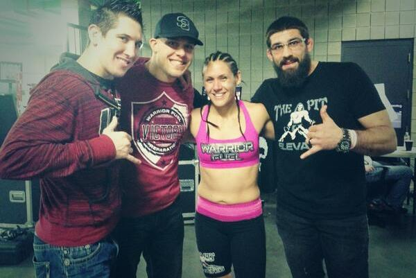 Invicta 8's DeAnna Bennett: Gaining Exposure, 1 Opportunity at a Time