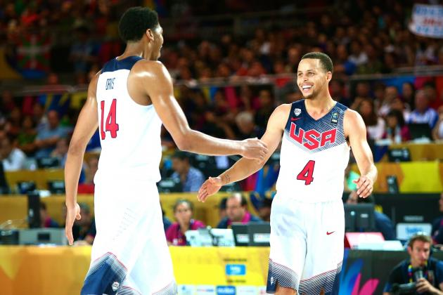 Team USA's Perfect Mix of Athleticism and Shooting Has Been a Long Time Coming