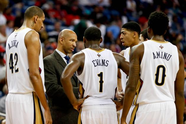 Monty Williams Walking a Tightrope with This Year's Pelicans Roster