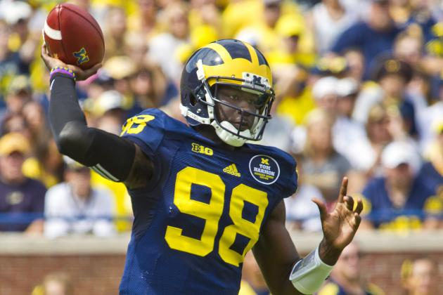 Michigan Football: Wolverines QB Devin Gardner Leads by Doing Less
