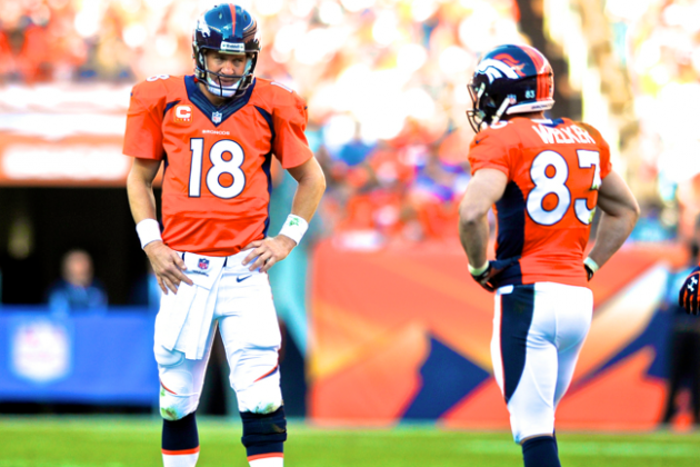 Why Peyton Manning, Broncos Will Cruise Despite Wes Welker Suspension