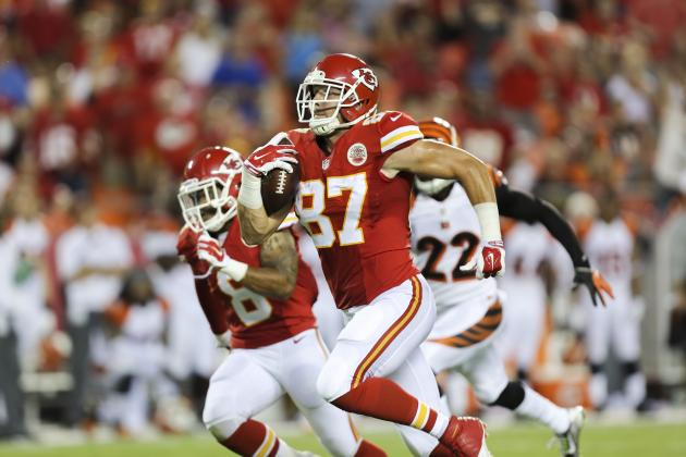 Week 1 Waiver-Wire Pickups: 5 Sleepers Who May Still Be Available