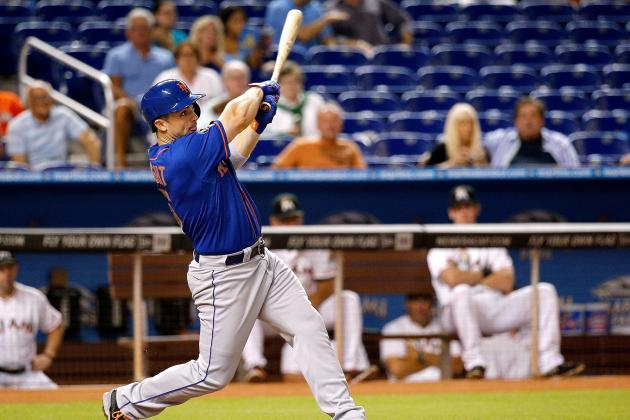 Wright Drives in 3, Lifts Mets over Marlins 8-6