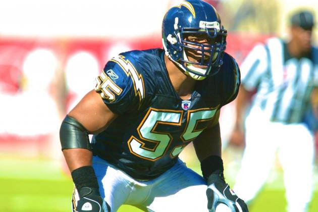 Junior Seau's Family Reportedly Will Proceed with Wrongful Death Lawsuit vs. NFL