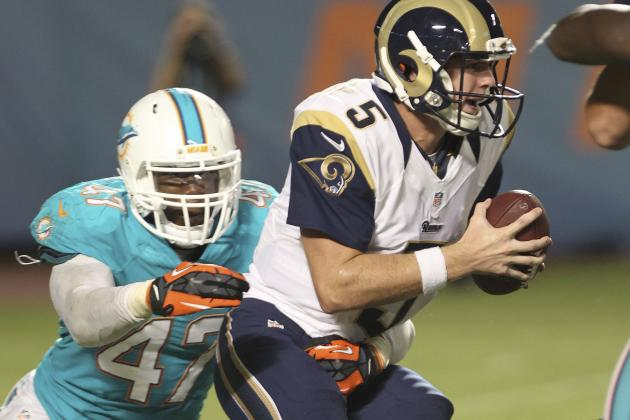 Why the Dolphins' Quest for Linebacker Help Is Already Solved