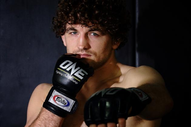 Hey Dana, Do Yourself a Favor and Sign Ben Askren Right Now