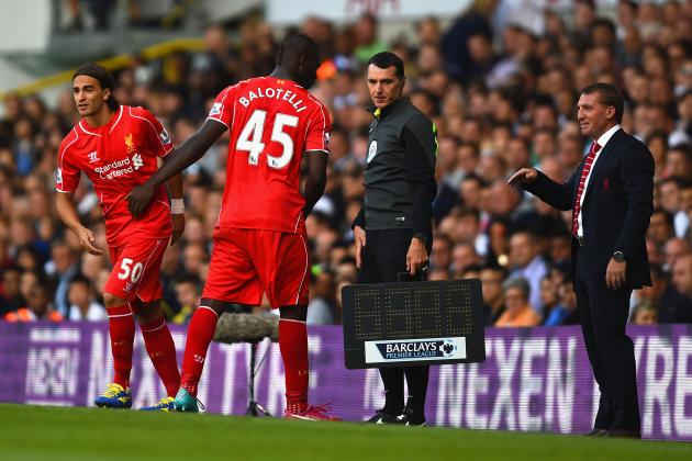Brendan Rodgers' Liverpool and Mario Balotelli Are a Match Made in Heaven