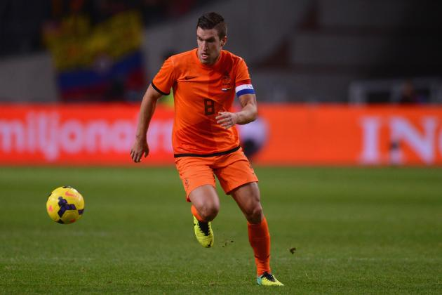 Manchester United Transfer News: Kevin Strootman to Lead Mega January Spree