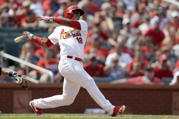Elite Prospect Oscar Taveras Finally Ready to Shine in MLB