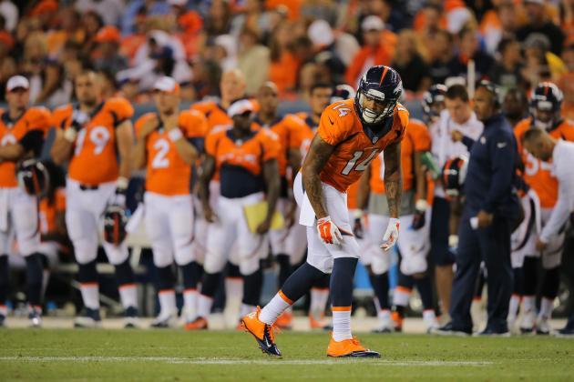 Denver Broncos: No Wes Welker? No Problem! Cody Latimer Is Ready for Larger Role